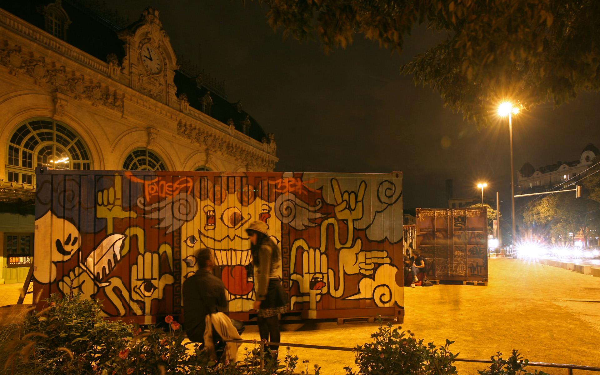 Graff-ik'Art - Aguttes - Toner 3BK - 2012