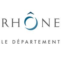 Rhône le departement - logo