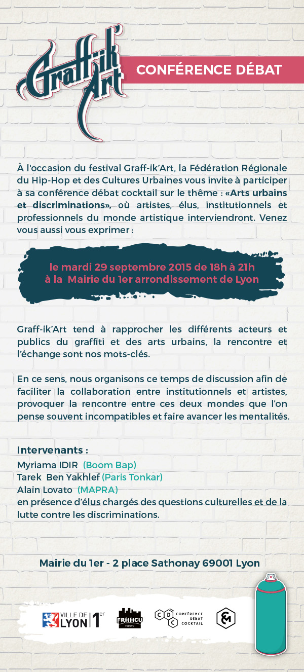 Conférence Débat - Arts et discriminations
